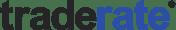 Grey blue text logo